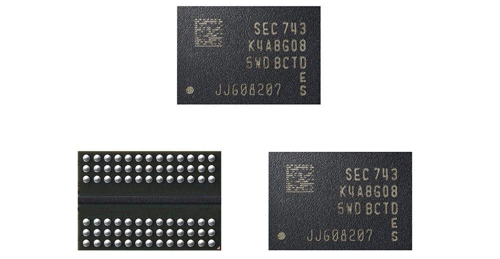 Samsung Galaxy S10 процессор