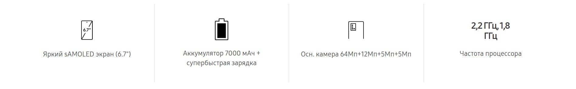 Samsung Galaxy M51 Купить в Москве