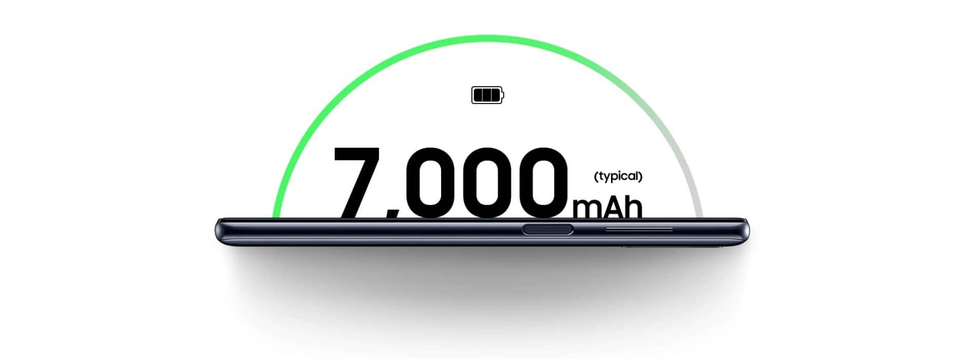 Samsung Galaxy M51 аккумулятор 7000 мАч