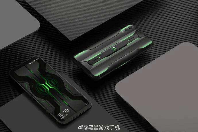 Black Shark 2 Pro дизайн