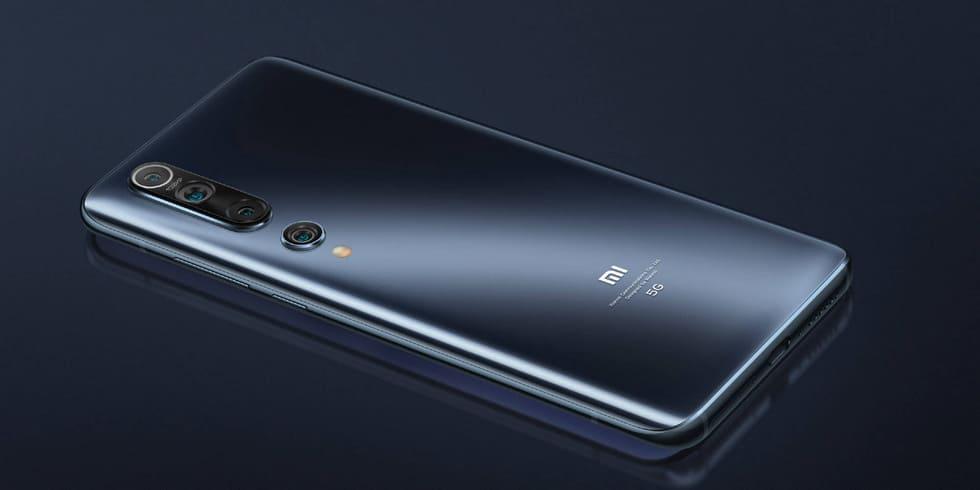 Xiaomi Mi 10 Pro полная зарядка