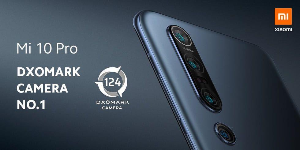 Xiaomi Mi 10 Pro основная камера