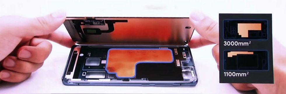 Xiaomi Mi 10 Pro нагрев