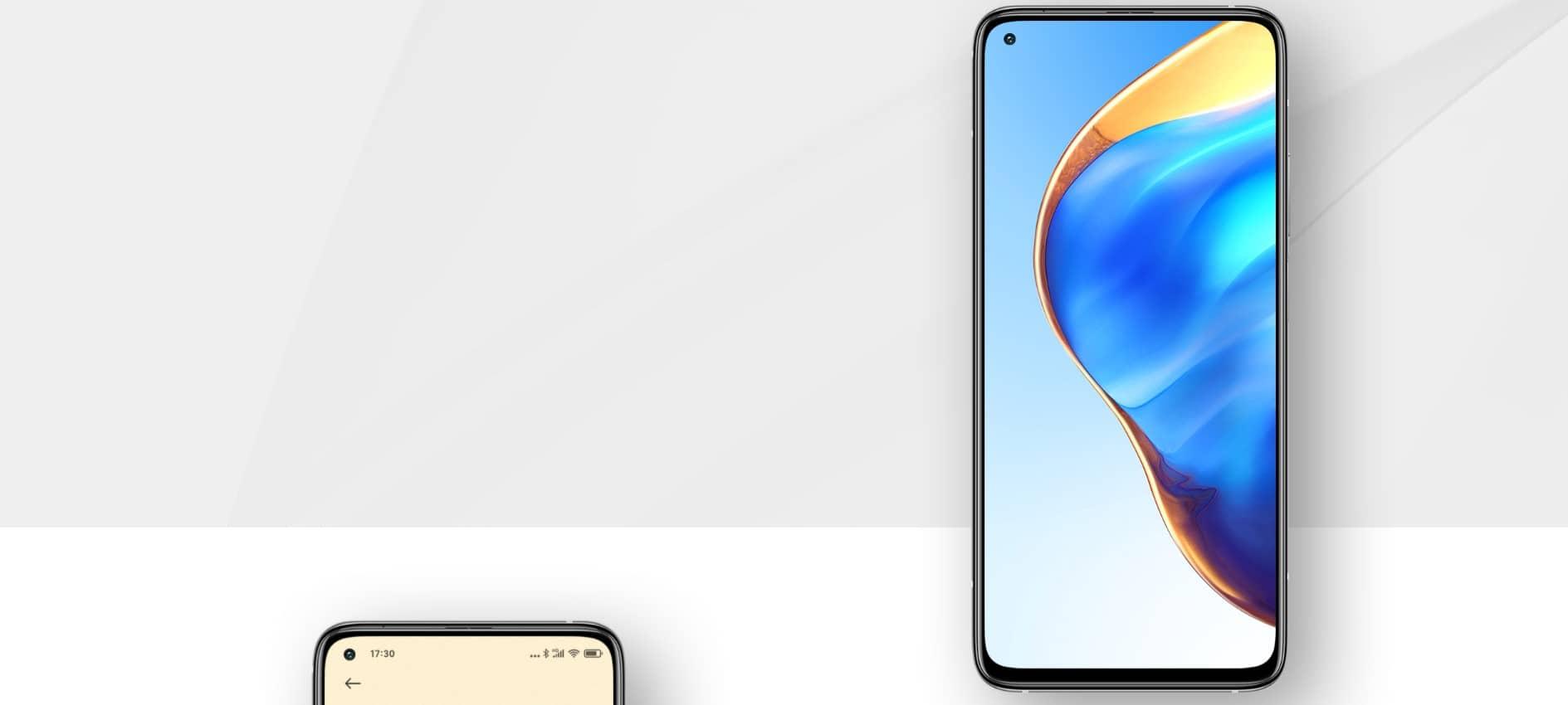 Xiaomi Mi 10T дисплей