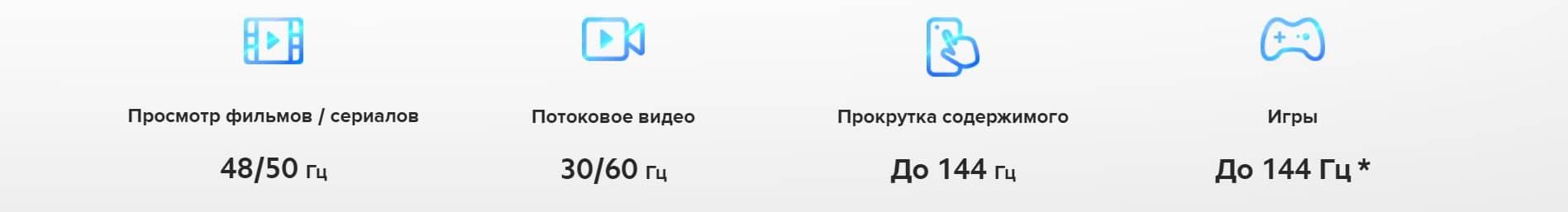 Xiaomi Mi 10T адаптивная смена частоты кадров