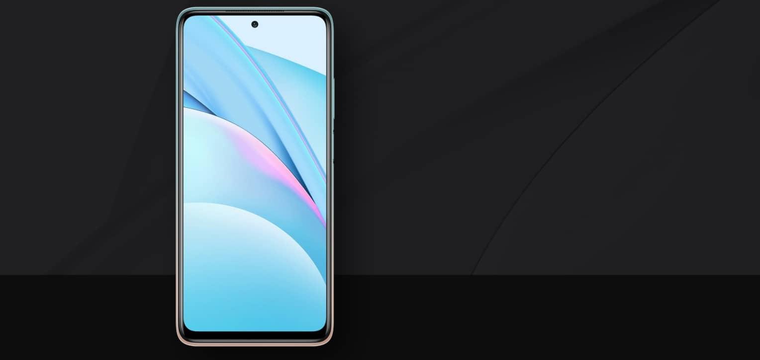 Xiaomi Mi 10T Lite экран 6.67 дюймов