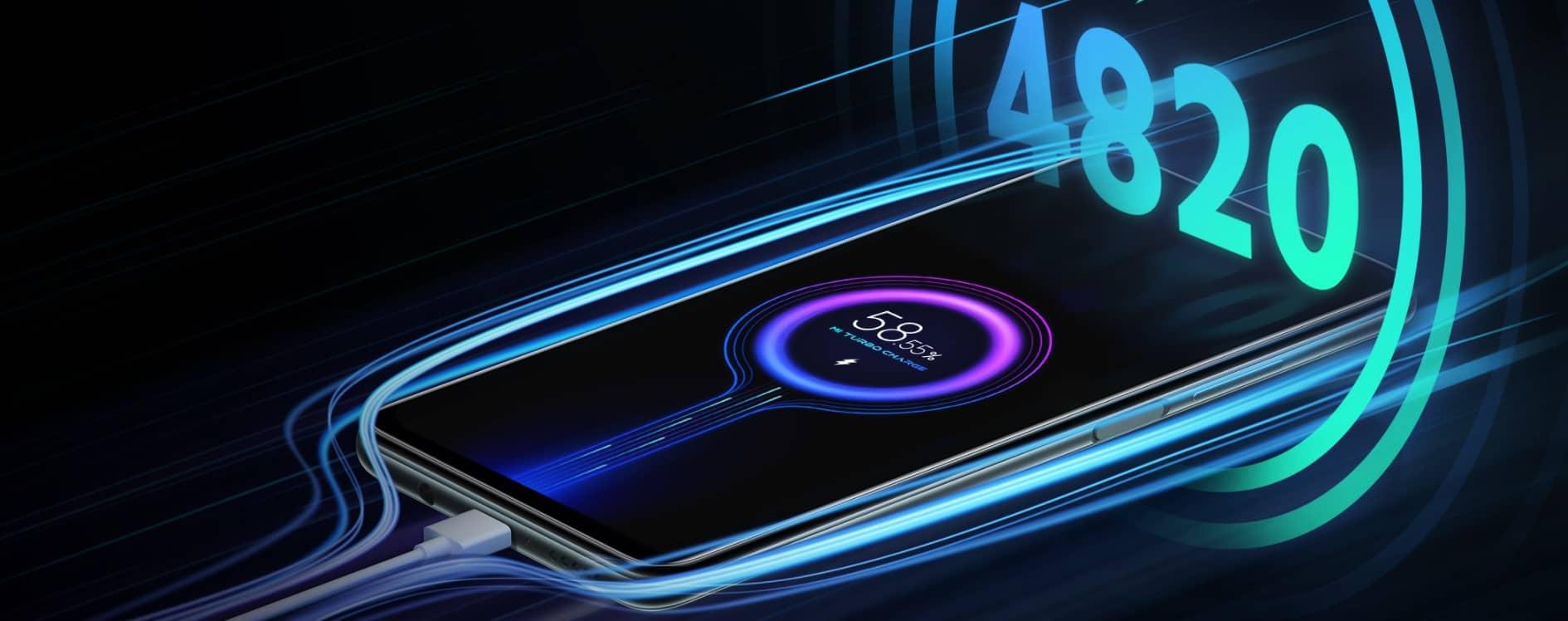 Xiaomi Mi 10T Lite аккумулятор