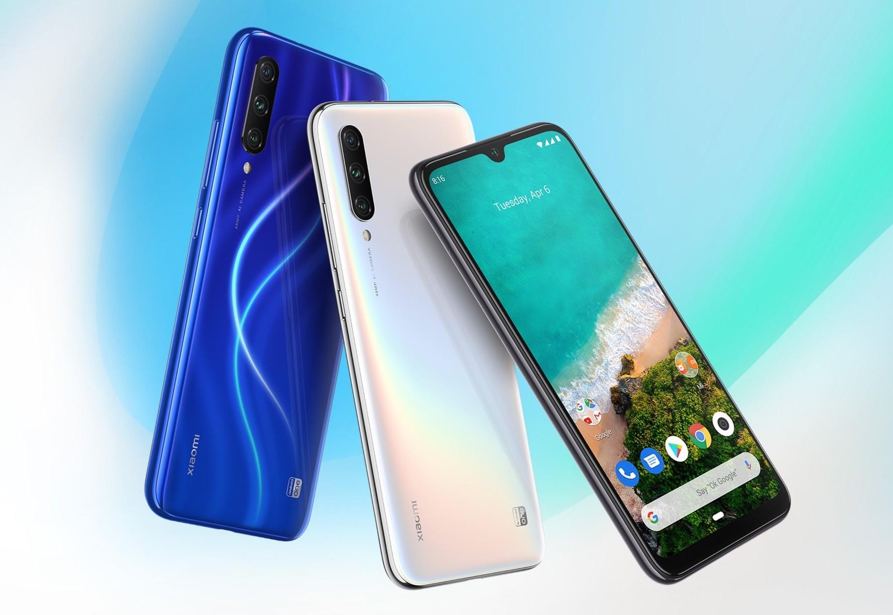 Xiaomi Mi A3 купить в Москве