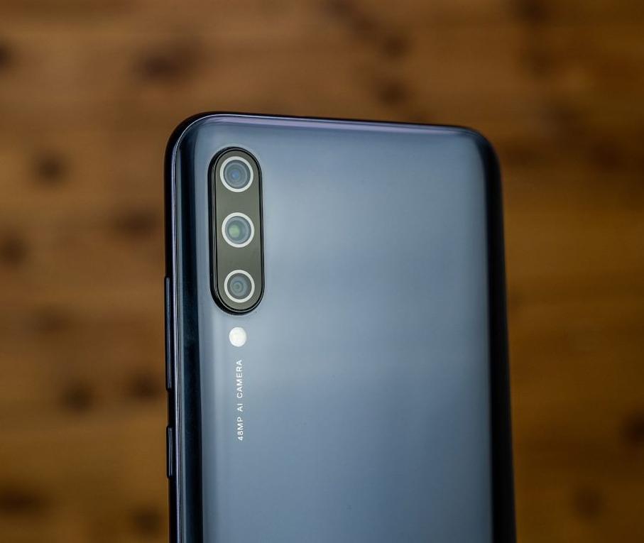 Xiaomi Mi A3 камеры