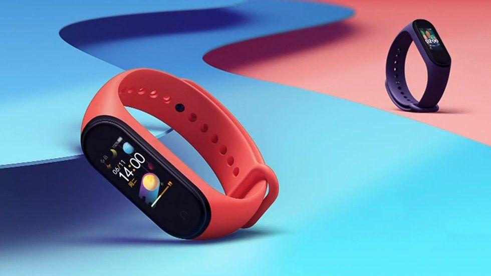 Xiaomi Mi Band 4 купить в москве