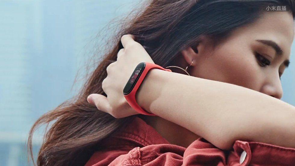 Xiaomi Mi Band 4 где купить