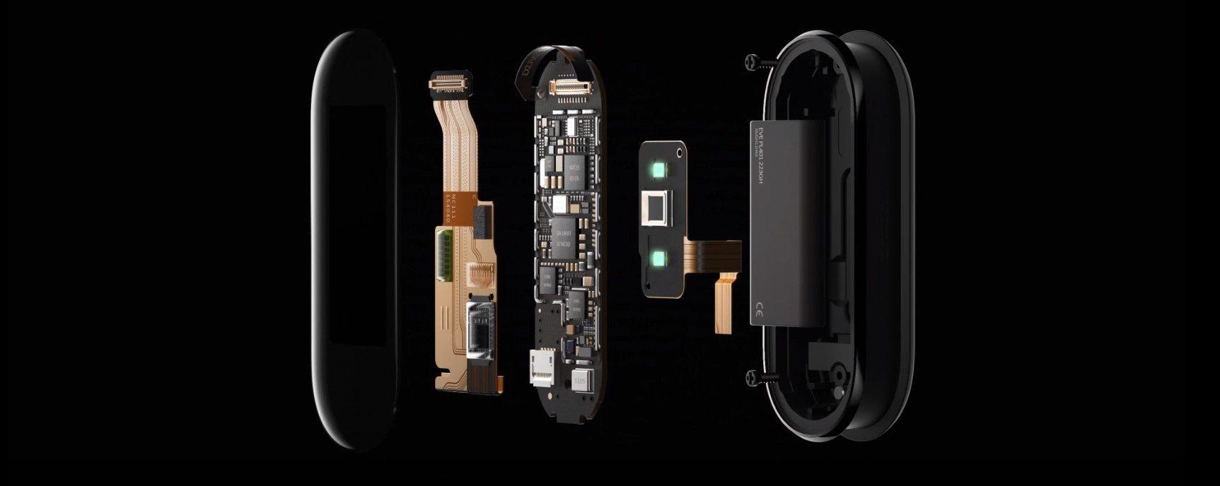 Xiaomi Mi Smart band 5 NFC 11 режимов