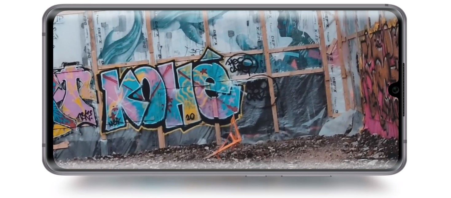 Xiaomi Mi Note 10 Lite возможности видео