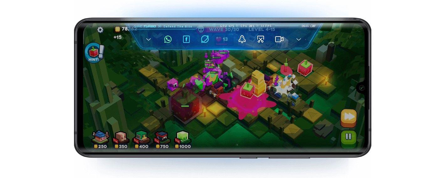 Xiaomi Mi Note 10 Lite для игр