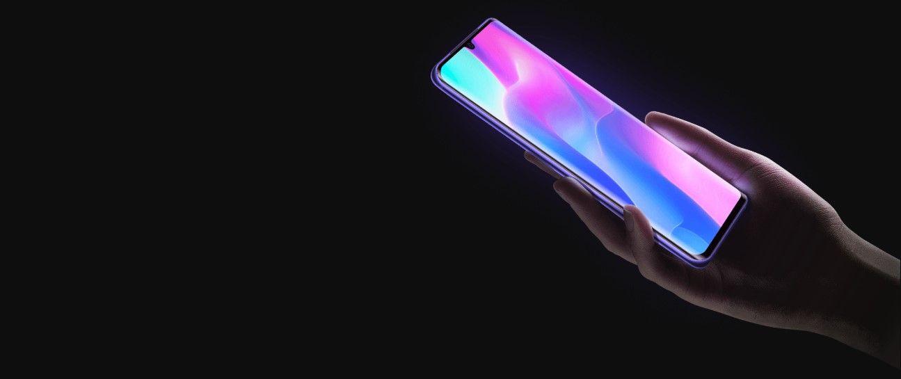 Xiaomi Mi Note 10 Lite дисплей
