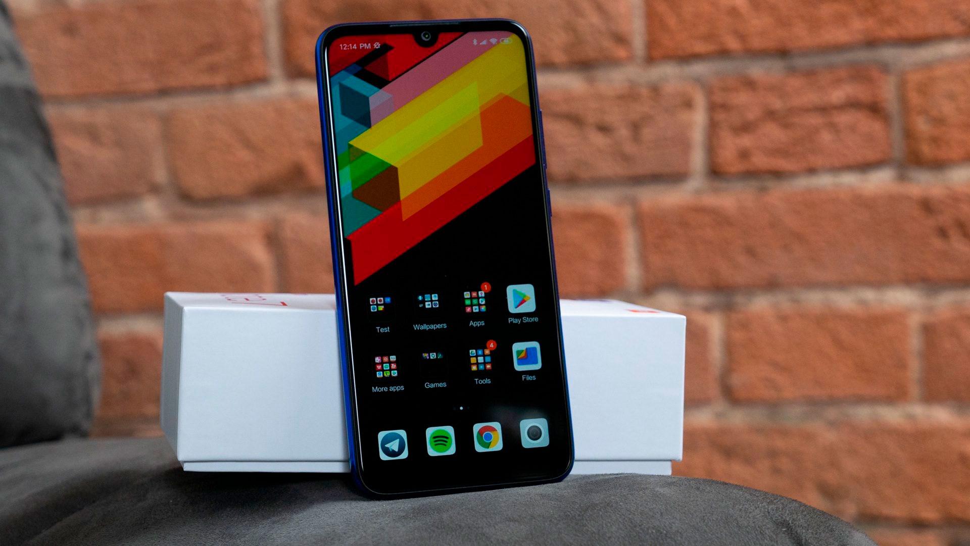 Xiaomi Redmi Note 7 обзор фото