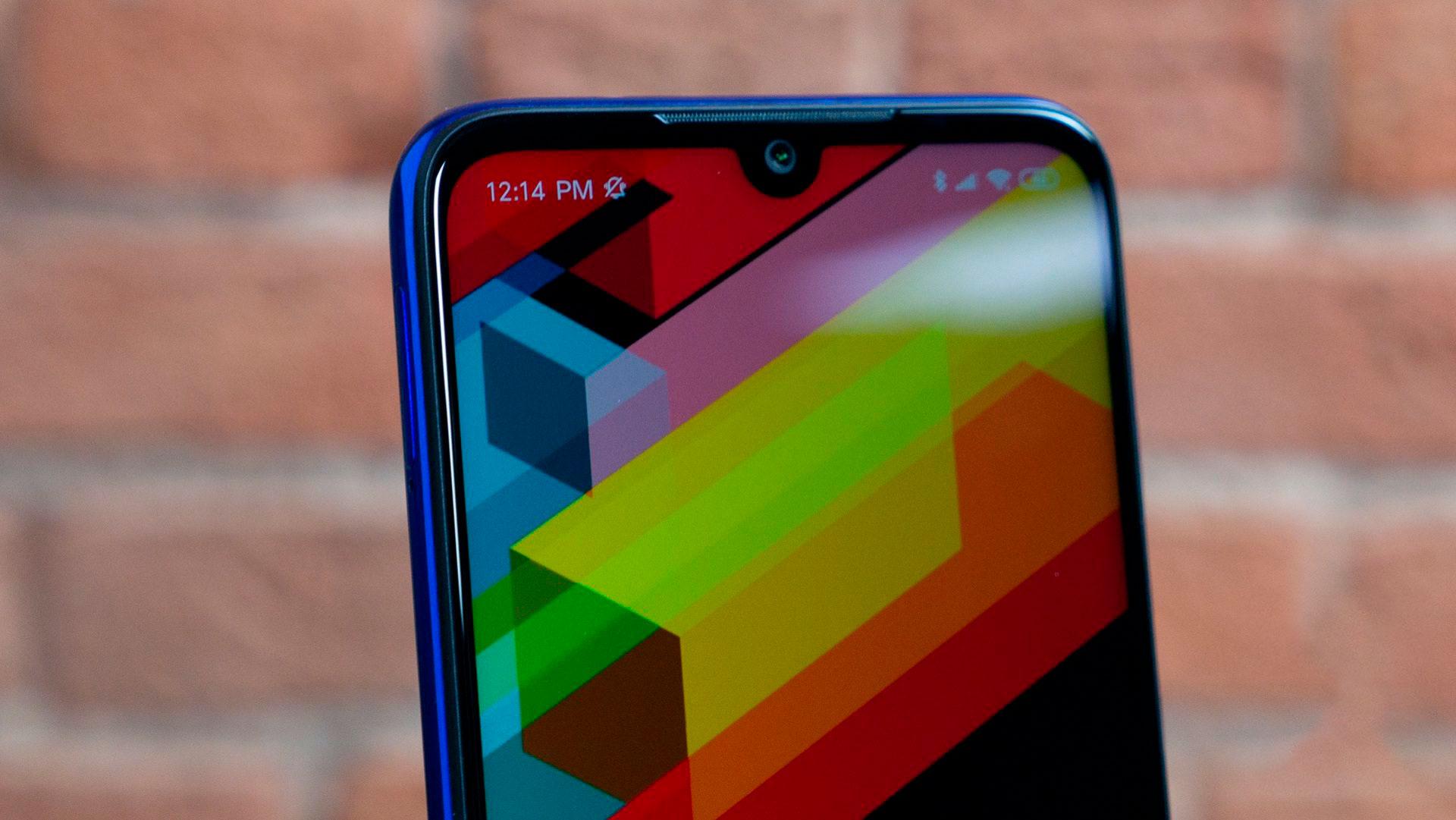 Xiaomi Redmi Note 7 дизайн фото