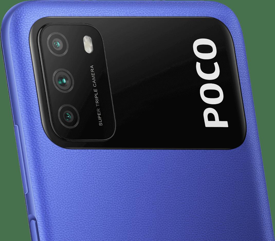 Xiaomi POCO M3 блок основных камер