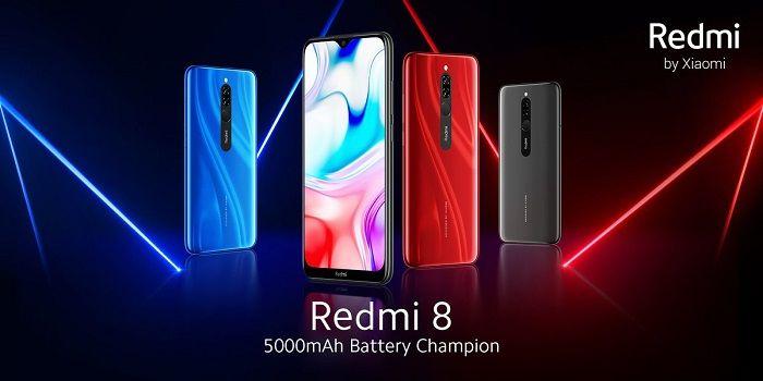 Купить смартфон Redmi 8 дешево в Москве