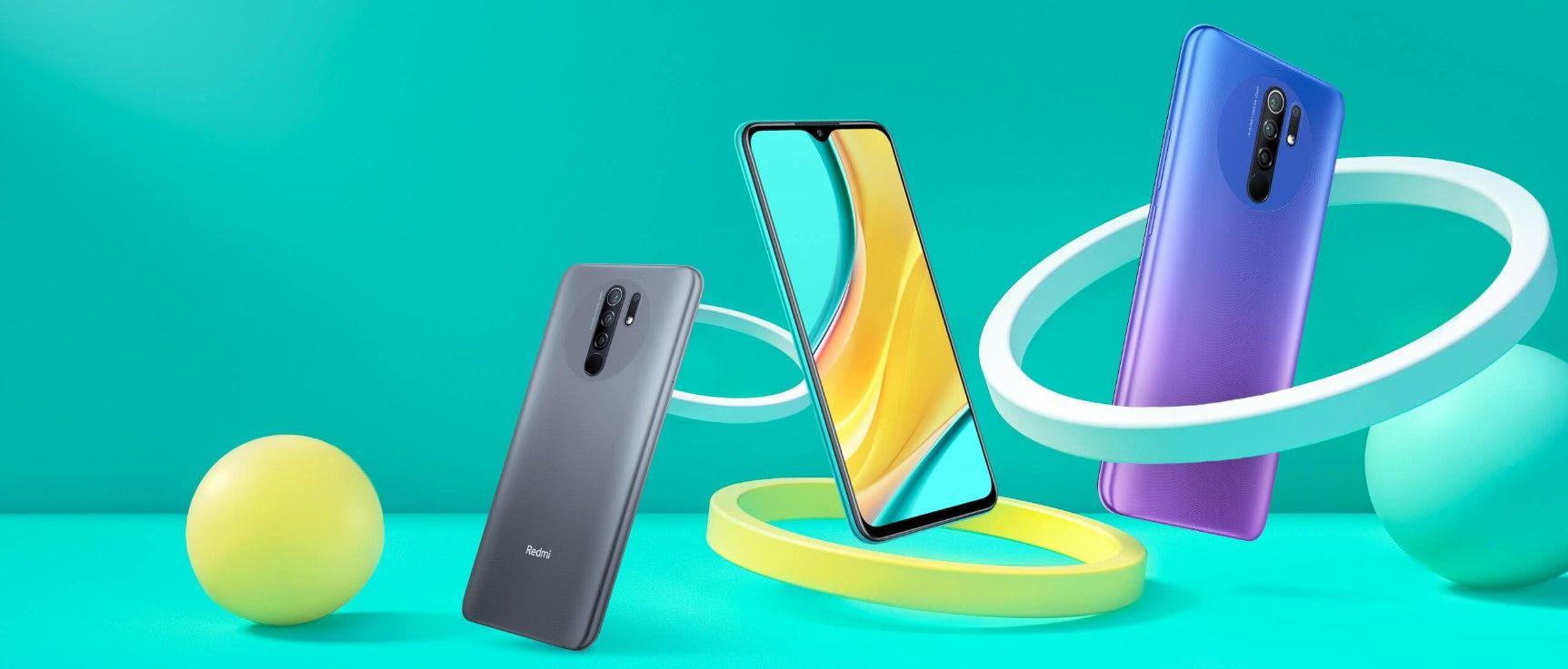 Xiaomi Redmi 9 Купить в Москве