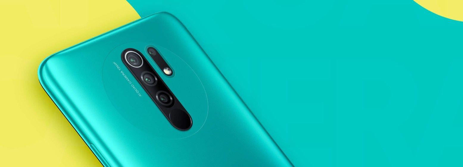 Xiaomi Redmi 9 Основные камеры