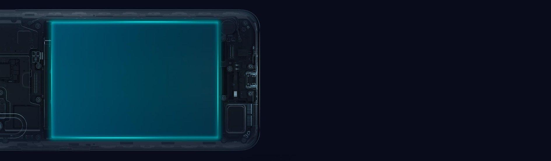 Xiaomi Redmi 9A повышенная емкость аккумулятора