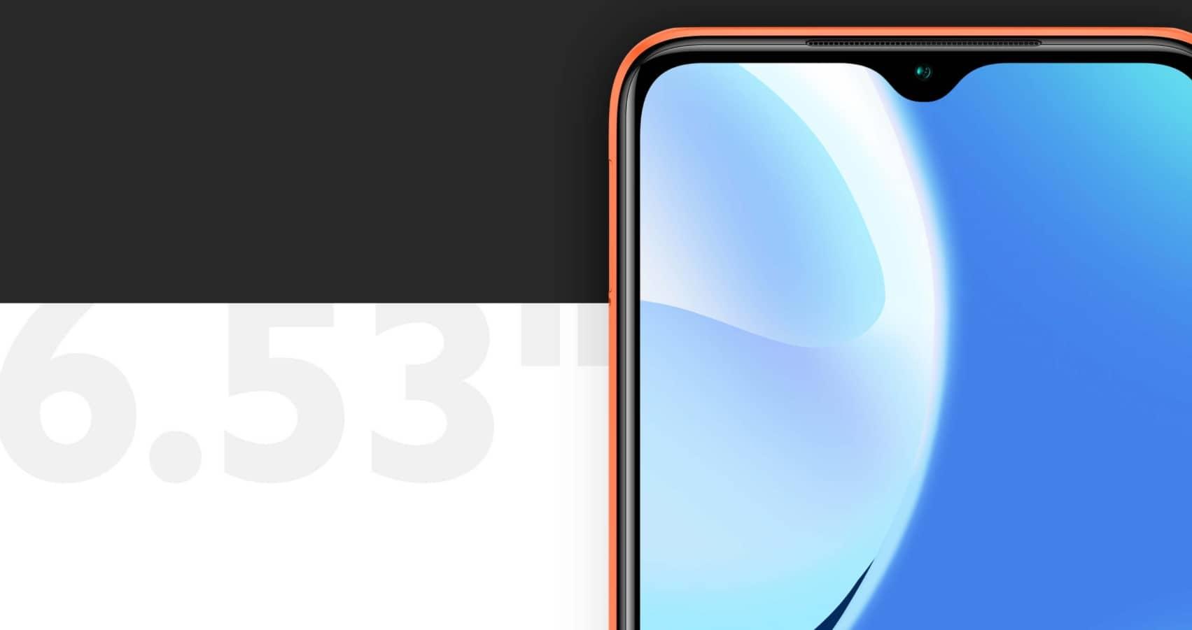 Xiaomi Redmi 9T дисплей