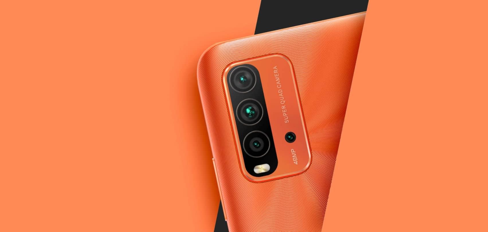 Xiaomi Redmi 9T основная камера