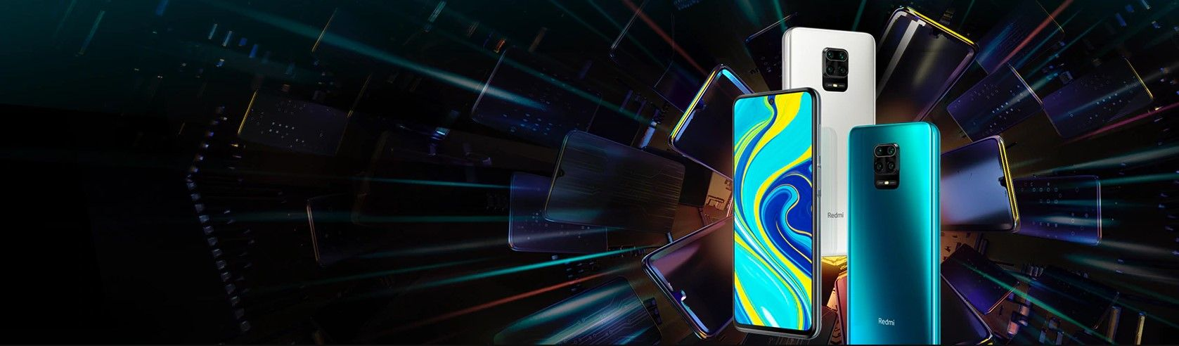Xiaomi Redmi Note 9S купить в Москве