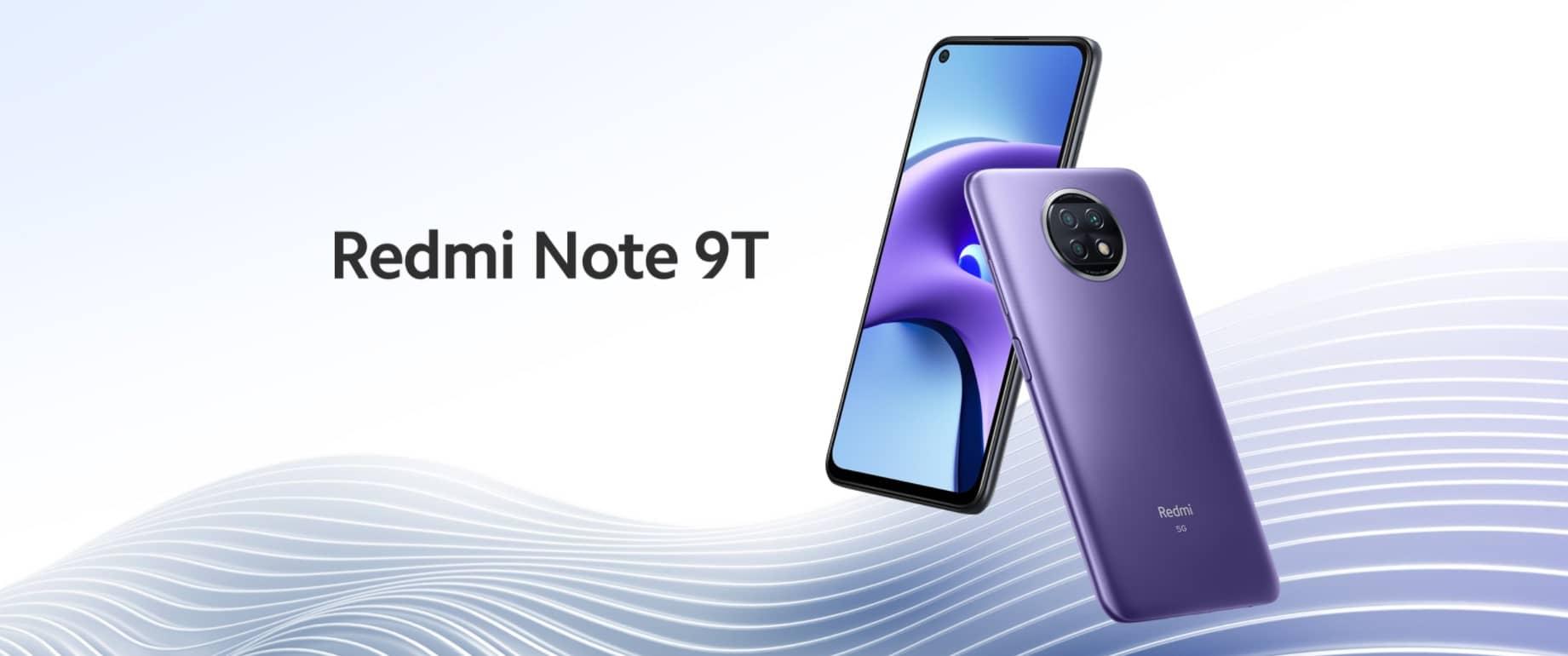 Xiaomi Redmi Note 9T Купить в Москве